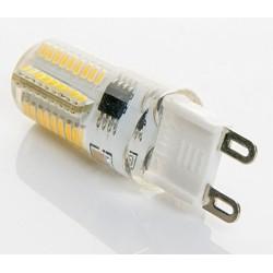 Żarówka energooszczędna G9/3W 230V (200lm) ciepła