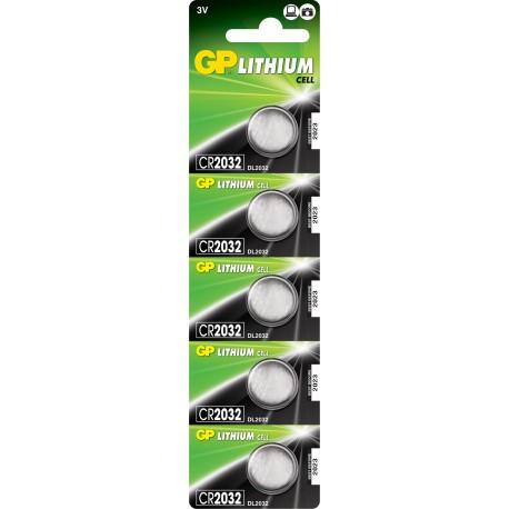 Bateria GP CR 2032-U5