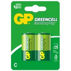 Bateria GP Greencell R14 14G-U2