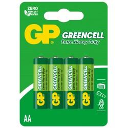 Bateria GP Greencell R6 15G-U4