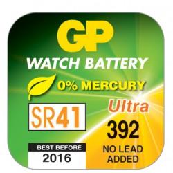 Bateria GP SR41 S76E, 392