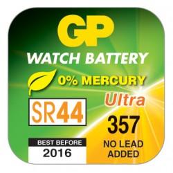 Bateria GP SR44 357
