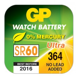 Bateria GP SR60 364