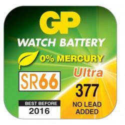 Bateria GP SR66 377
