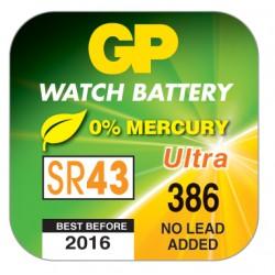 Bateria GP SR43 386