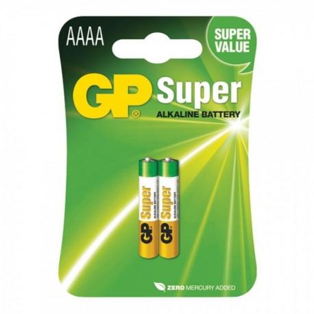 Bateria GP Super Alkaline LR61 25A-U2