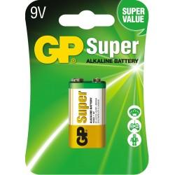 Bateria GP Super Alkaline 1604A-U1