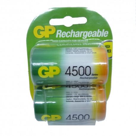 Akumulator GP R20 4500mAh 450DHC-U2