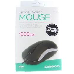Myszka Omega OM-07 3D