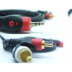 Kabel mini jack -  2cinch