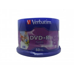Płyta Verbatim DVD+R printable