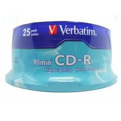 Płyta Verbatim CD-R 800mb 90min
