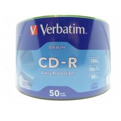 Płyta Verbatim CD-R spindel