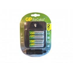 Ładowarka GP PB 550 GS210-U4 4*2100