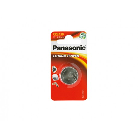 Bateria Panasonic CR 2430EL/1BP