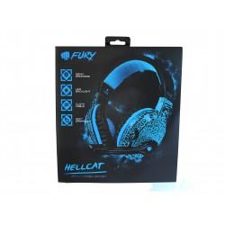 Słuchawki Fury Hellcat dla graczy