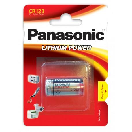 Bateria Panasonic CR 123/1BP