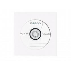 Płyta Omega DVD-R koperta