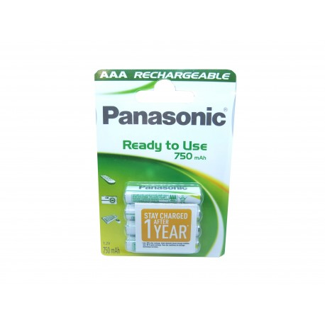 Akumulator Panasonic P-03/4B 750 EVOLTA