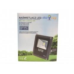 Eko naświetlacz LED 10W bez czujnika.