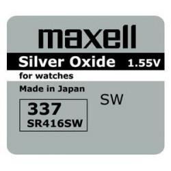 Bateria Maxell SR 416, 337 Energizer