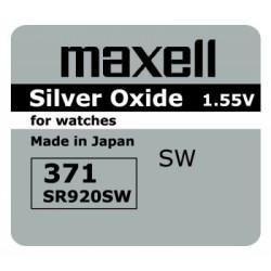 Bateria Maxell LR 920, 921, 371, AG6