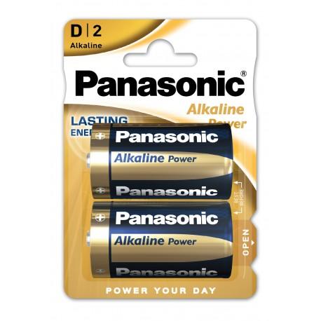 Bateria Panasonic APB LR20APB/2BP