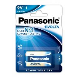 Bateria Panasonic EGE 6LR61EGE/1BP