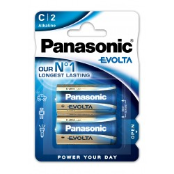 Bateria Panasonic EGE LR14/2BP