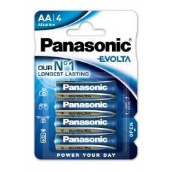 Bateria Panasonic EGE LR6/4BP